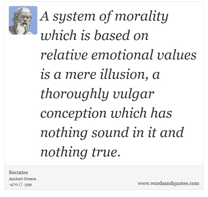 is morality realitive essay Summary in this piece i focused on the questions people have about morality, and whether it is universal or relative is there an exact answer for.
