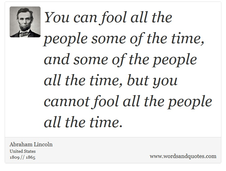 quotes-you-can-fool-all-the-people-some-